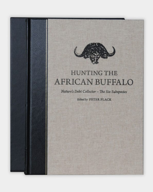 Hunting the African Buffalo Limited